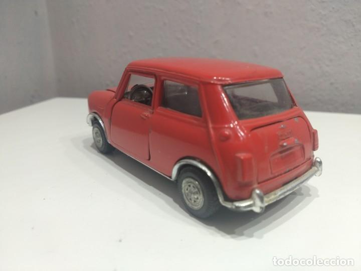 Coches a escala: Mini Cooper Pilen Rojo - Foto 2 - 182843242