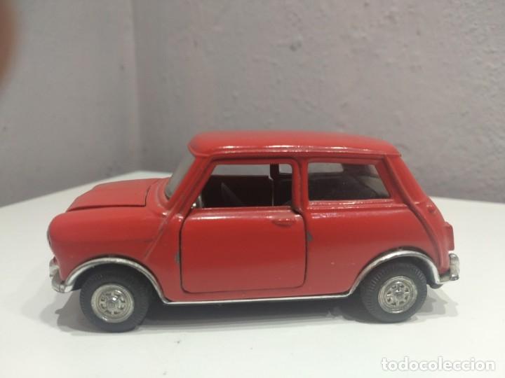 Coches a escala: Mini Cooper Pilen Rojo - Foto 3 - 182843242