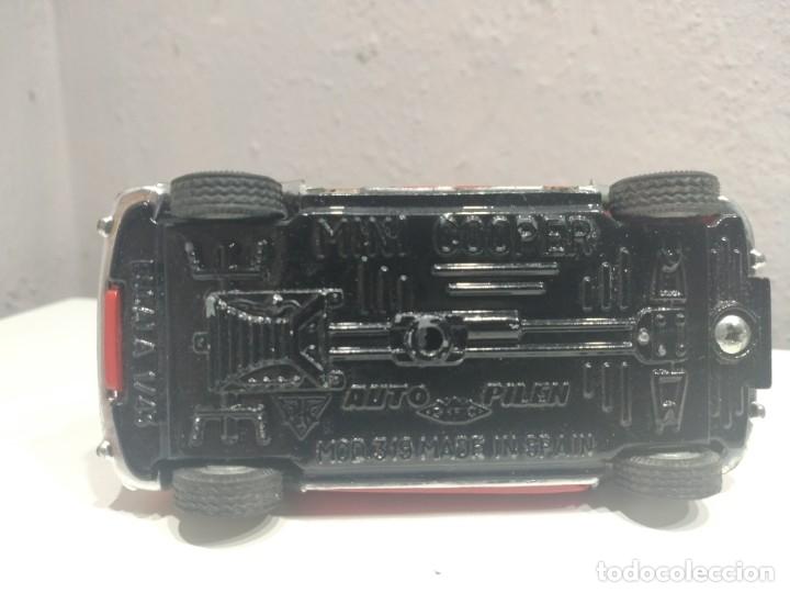 Coches a escala: Mini Cooper Pilen Rojo - Foto 5 - 182843242
