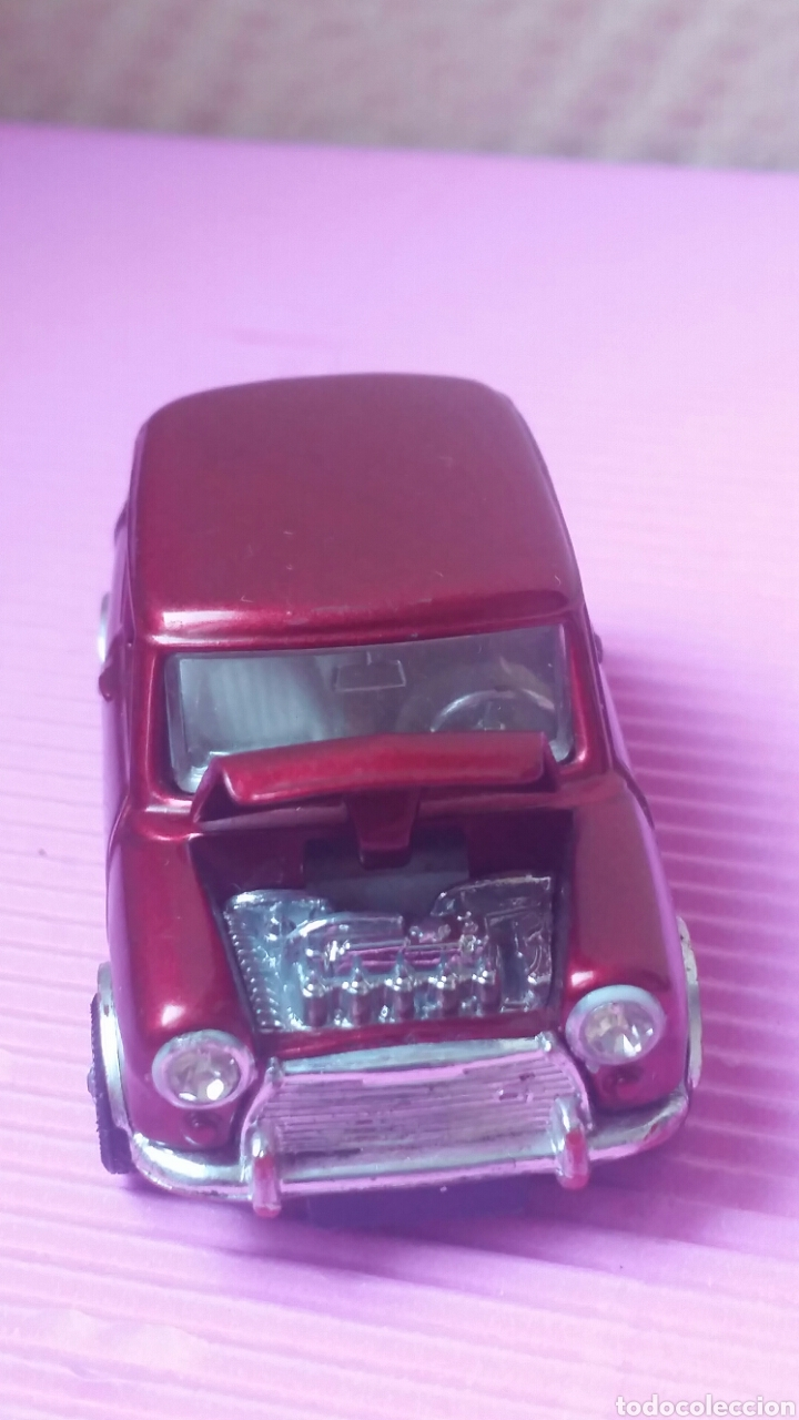 Coches a escala: Mini Cooper auto pilen- modelo p- 319- escala 1/43 made in Spain - Foto 6 - 182860603