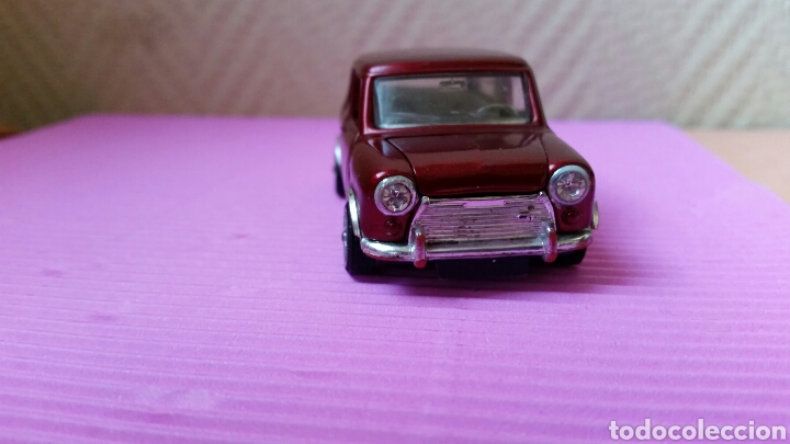 MINI COOPER AUTO PILEN- MODELO P- 319- ESCALA 1/43 MADE IN SPAIN (Juguetes - Coches a Escala 1:43 Pilen)