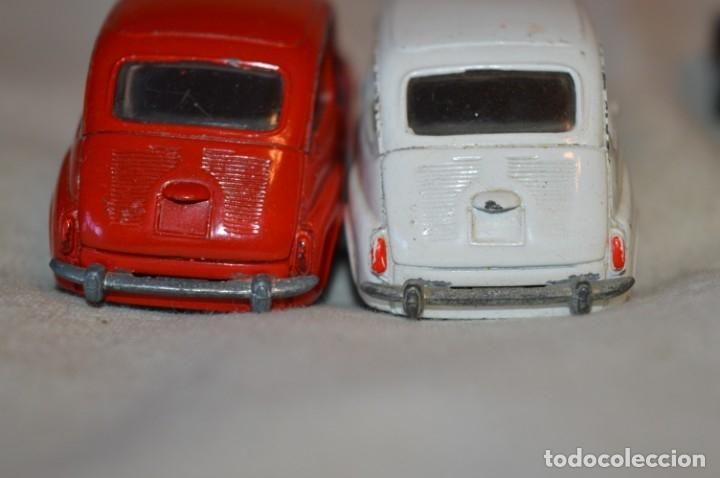 Coches a escala: Lote 4 coches variados de PILEN -- ANTIGUOS - MADE IN SPAIN - Originales y antiguos - Foto 7 - 182968712