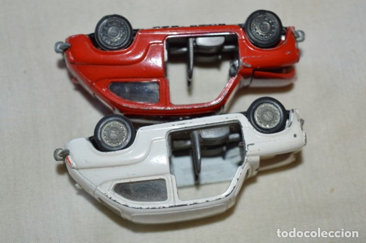 Coches a escala: Lote 4 coches variados de PILEN -- ANTIGUOS - MADE IN SPAIN - Originales y antiguos - Foto 9 - 182968712