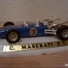 Coches a escala: PILEN C.MASERATI F.1. Lote 186096581