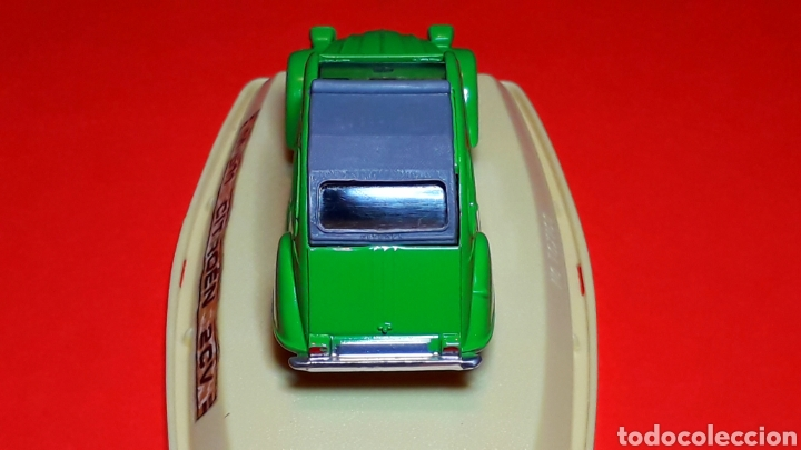 Coches a escala: Citroën 2CV 2 CV ref. 511, metal esc. 1/43, Pilen IBI made in Spain, original años 70. Con caja. - Foto 6 - 189384796