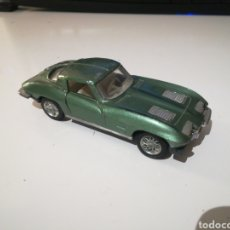 Coches a escala: PILEN REF. 300 CHEVROLET CORVETTE STING RAY 1:43. Lote 191392786