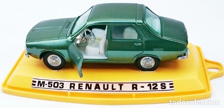Coches a escala: PILEN REF 503 RENAULT R 12 S - Foto 4 - 192927740