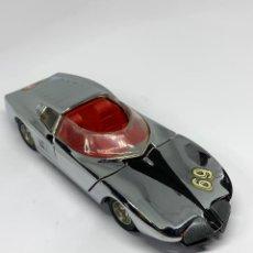 Coches a escala: MONZA GT CROMADO DE PILEN. Lote 193944396