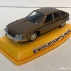 Auto in scala: PILEN M-355. CITROEN CX PALAS DE METAL Y ESCALA 1:43. Lote 193963196