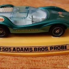 Coches a escala: M-505 ADAMS BRONX PROBÉ 16 EN SU URNA. Lote 194229962