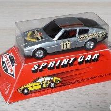 Coches a escala: MATRA SIMCA BAGHEERA SPRINT CAR, METAL ESC. 1/43, PILEN MADE IN SPAIN, ORIGINAL AÑOS 70. CAJA.. Lote 198841178