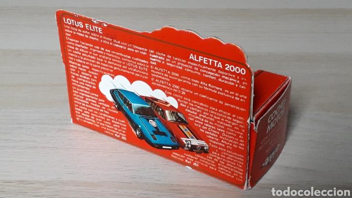 Coches a escala: Alfa Romeo Alfetta GTV 2000 ref. 253, metal esc. 1/43, Pilen Ibi made in Spain, original años 70. - Foto 7 - 198959715