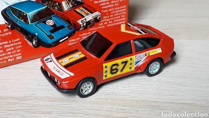 ALFA ROMEO ALFETTA GTV 2000 REF. 253, METAL ESC. 1/43, PILEN IBI MADE IN SPAIN, ORIGINAL AÑOS 70. (Juguetes - Coches a Escala 1:43 Pilen)