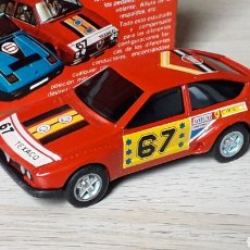 Coches a escala: ALFA ROMEO ALFETTA GTV 2000 REF. 253, METAL ESC. 1/43, PILEN IBI MADE IN SPAIN, ORIGINAL AÑOS 70.. Lote 198959715