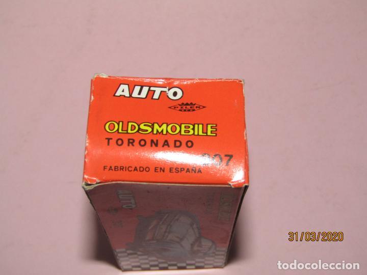 Coches a escala: Antigua Caja Vacía 1ª Serie del OLDSMOBILE TORONADO Ref. 307 en Escala 1:43 de PILEN - Foto 2 - 199048002