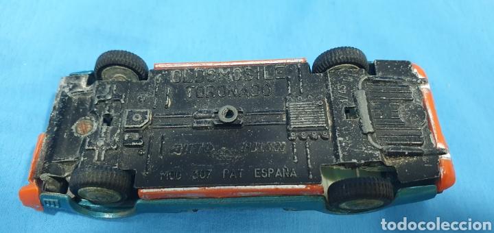 Coches a escala: Oldsmobile toronado. Auto pilen mod 307 escala 1/43 españa - Foto 8 - 205186763