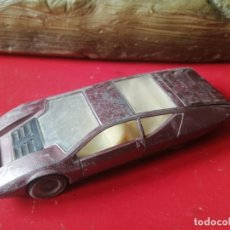Coches a escala: VAUXHALL SRV CONCEPT CAR REF 337, METAL 1/43, PILEN IBI MADE IN SPAIN. Lote 205320897