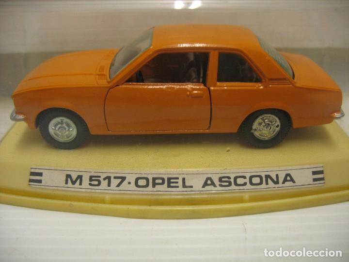 Coches a escala: opel ascona de pilen - Foto 2 - 206588518