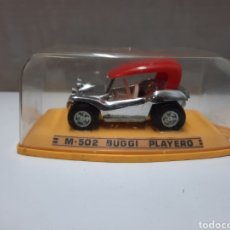 Auto in scala: PILEN BUGGI PLAYERO M-502 CROMADO NUEVO EN CAJA!!. Lote 214534477