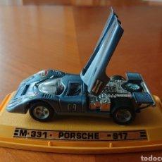 Coches a escala: PILEN, PORCHE 917,COCHE EN CAJA ORIGINAL, BUEN ESTADO, VED FOTOS. Lote 218204085