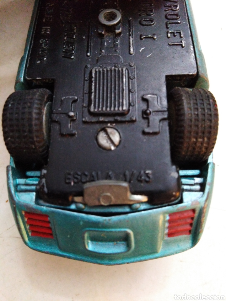 Coches a escala: Automóvil chevrolet astra I pulen, mod. 315 madre in spain - Foto 6 - 221167252