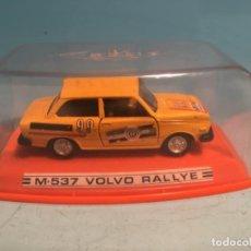 Coches a escala: VOLVO RALLYE PILEN NUEVO M537. Lote 201298458