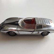 Coches a escala: OPEL MONZA GT CROMADO - 1/43 MODELO 301. Lote 222474156