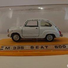 Coches a escala: M 335 SEAT 600 PILEN. Lote 222691035