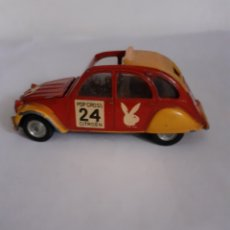 Coches a escala: PILEN CITROEN 2CV POP CROSS. Lote 223441495