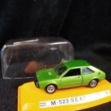 Auto in scala: SEAT 1200, PILEN M-523, 1/43 , CON CAJA. Lote 230011825