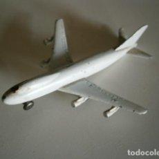 Coches a escala: AVIÓN PILEN BOING 747. Lote 251201195