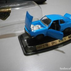 Auto in scala: PILEN REF 374 OPEL MANTA ARTEC GOLD CAR. Lote 252966705
