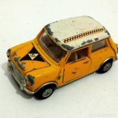 Coches a escala: MINI COOPER ESCALA AUTO PELEN MOD 319 MADE IN SPAIN. Lote 274923733