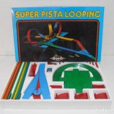 Coches a escala: SUPER PISTA LOOPING DE PILEN, MADE IN SPAIN. Lote 275145418