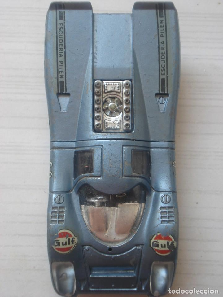 MINIATURA A ESCALA COCHE METAL PORSCHE 917 MOD. 331 AUTO PILEN MADE IN SPAIN (Juguetes - Coches a Escala 1:43 Pilen)