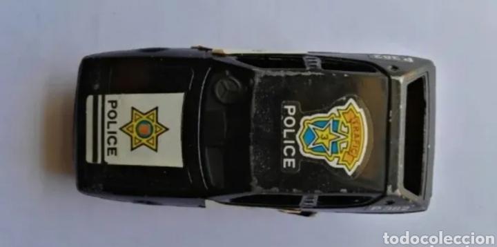 ANTIGUO LOTUS ELITE POLICE TRAFIC PILEN (Juguetes - Coches a Escala 1:43 Pilen)