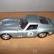 Coches a escala: SOLIDO ----- FERRARI 250 GTO . Lote 21619266