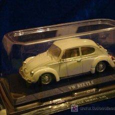 Carros em escala: VW BEETLE. Lote 23768742