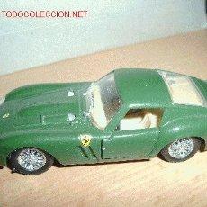 Coches a escala: FERRARI 250 GTO--SOLIDO. Lote 21431153