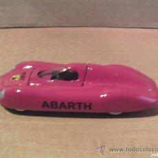 Coches a escala: SOLIDO ---- FIAT ABARTH . Lote 22529380