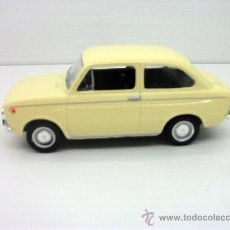 Coches a escala: SEAT 850 COCHE METAL 1 43 SOLIDO METAL MODEL CAR. Lote 195141732