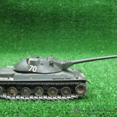 Coches a escala: SOLIDO-TANQUE DE COMBATE CHAR BLINDE AMX-30T-FRANCE REF: 209 - 1/1965 - (METAL). Lote 26041660