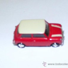 Coches a escala: COCHE METALICO , MINI ESCALA 1/43 SOLIDO MADE IN FRANCE . Lote 29281168