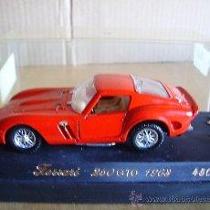 Coches a escala: SOLIDO --- FERRARI 250 GTO 1963. Lote 30801941