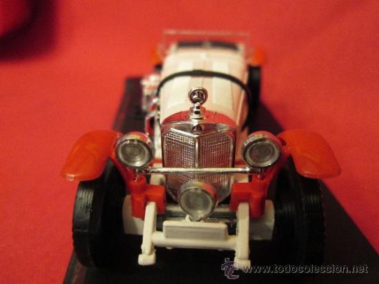 Coches a escala: Mercedes SSKL de Solido Lage Dor N4004 en urna - Foto 2 - 36092391