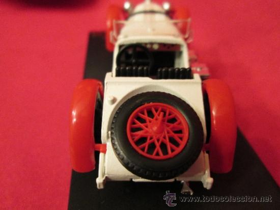 Coches a escala: Mercedes SSKL de Solido Lage Dor N4004 en urna - Foto 3 - 36092391