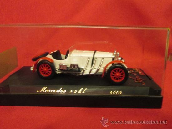 Coches a escala: Mercedes SSKL de Solido Lage Dor N4004 en urna - Foto 4 - 36092391