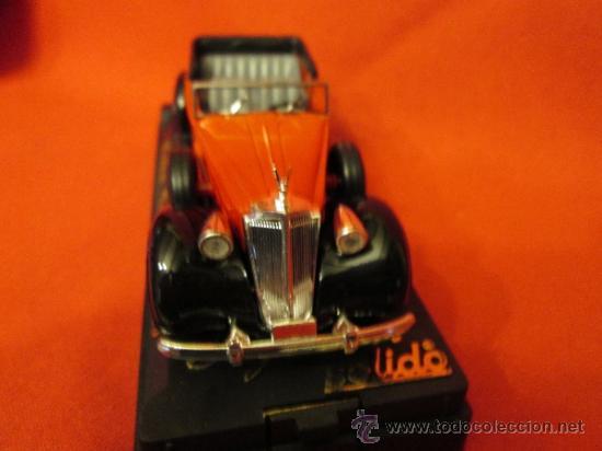 Coches a escala: Packard cabriolet Solido lage dor N4099 en urna - Foto 2 - 36091575