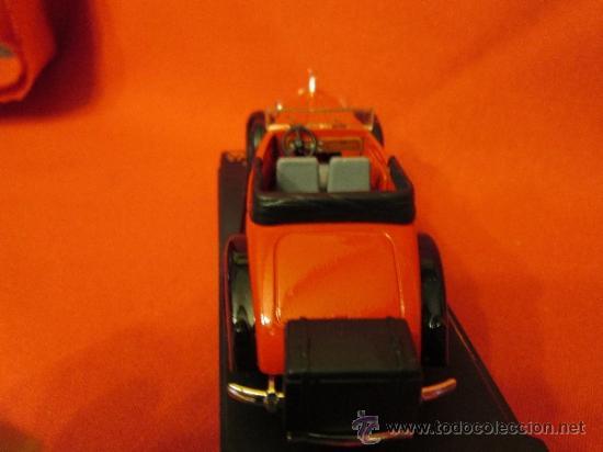 Coches a escala: Packard cabriolet Solido lage dor N4099 en urna - Foto 4 - 36091575