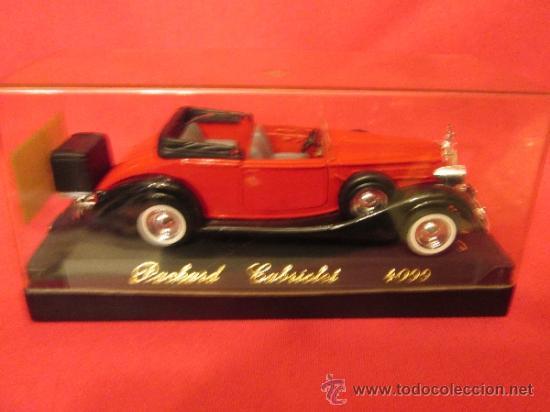 Coches a escala: Packard cabriolet Solido lage dor N4099 en urna - Foto 3 - 36091575